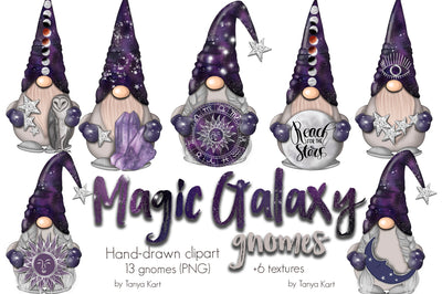 Magic Galaxy Gnomes