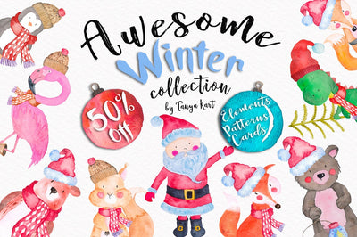 Awesome Winter Collection