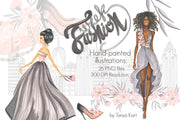 Fashion Week Clipart