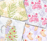 Magic Of Christmas Paper Pack