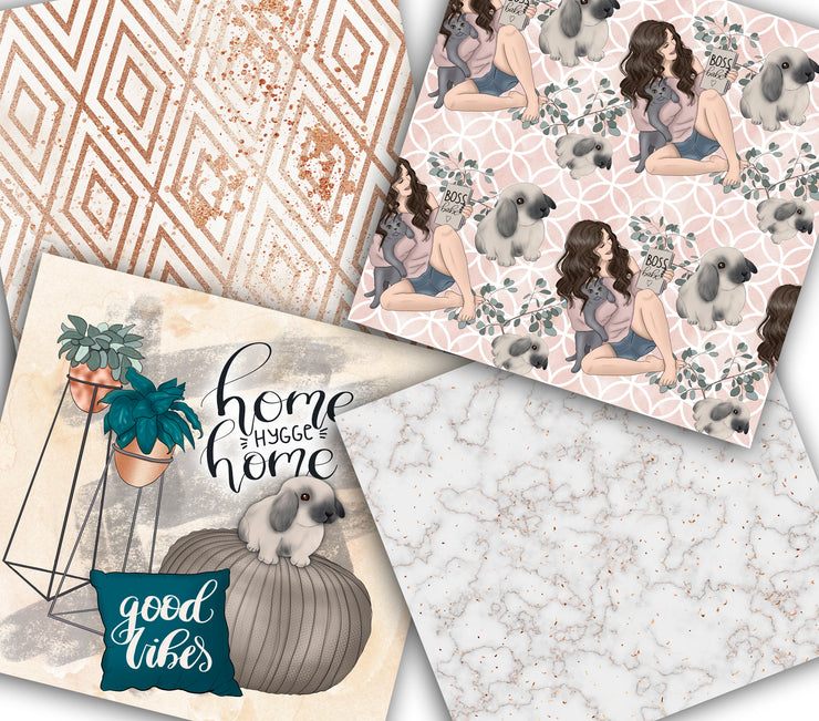 Home Hygge Home Papers