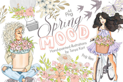 Spring Mood Graphics