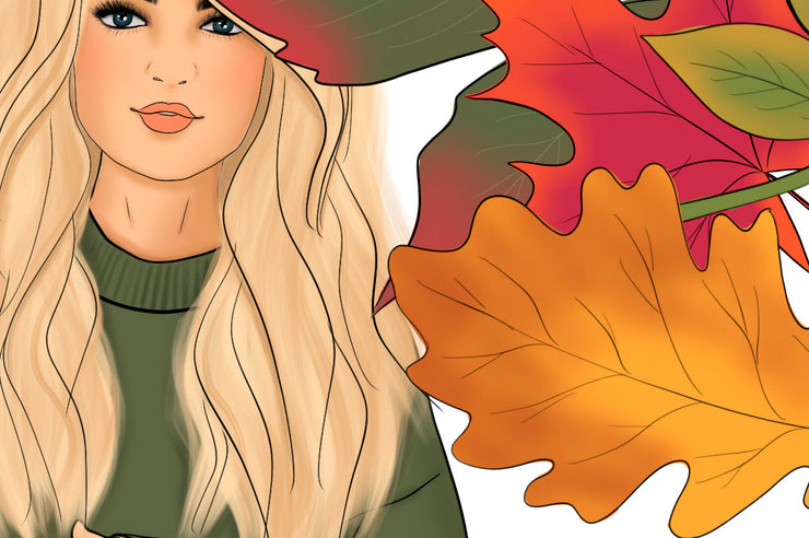 Happy Fall Autumn Clipart