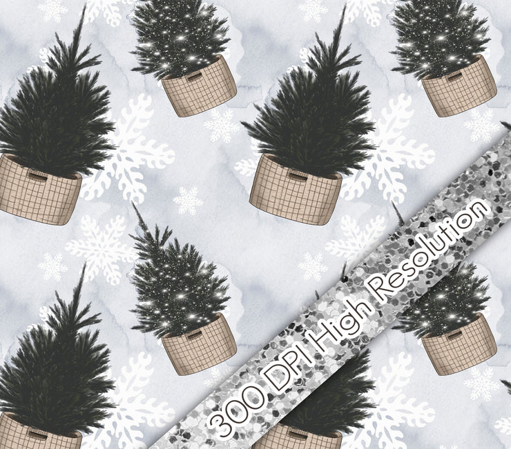 A Very Plaid Christmas Paper