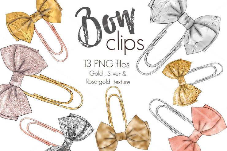 Bow Clips