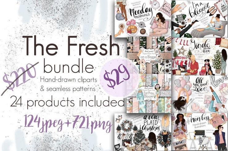The Fresh Bundle SALE
