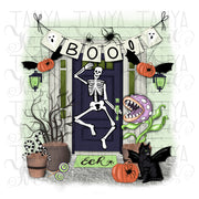 Halloween Sublimation Png