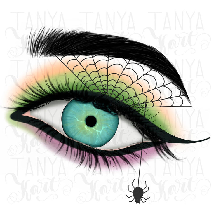 Witch Eye Sublimation