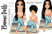 Fashion Planner Doll