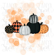Pumpkins Sublimation