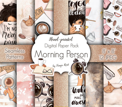 Morning Person Pattern