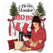 Merry Christmas Sublimation Download