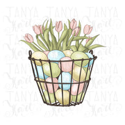 Easter Graphic Png For Sublimation