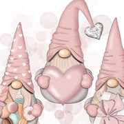 Gnome For Valentines Day