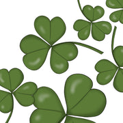 St.Patricks Day Clover Trefoil