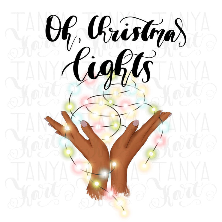 Sublimation Png, Christmas Lights, Sublimation Design, Christmas Design, Christmas Png, Png For Printing,Ready To Print Png,Instant Download