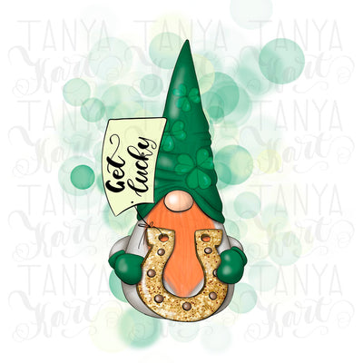 Get Lucky March Gnome
