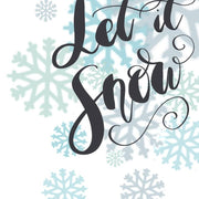 Let It Snow Graphic Download