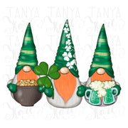 Sublimation Designs March Gnomes