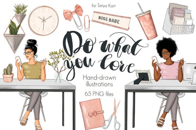Do What You Love Clipart