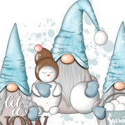 Let It Snow Png Nordic Gnomes Sublimation