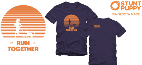 Run Together Limited Edition Tee - XL