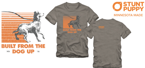 Built From The Dog Up™ Limited Edition Tee - XL