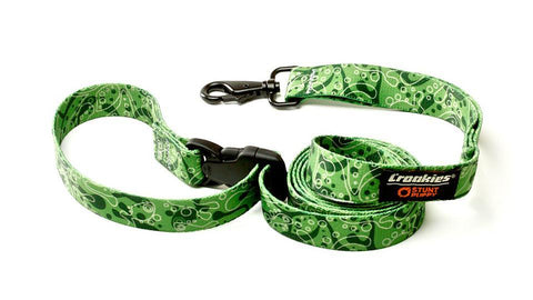 Croakies® Everyday Leash™ - Kelp