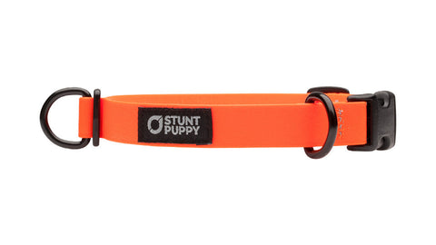 Small Dry Collar™ - Blaze Orange