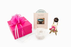 "Healing with a ""Quiet Mind"": Meditation Gift Box"