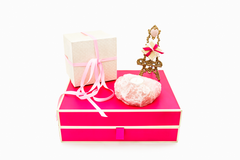 "Share your Love, Share your Light,       ""Loving Light"" Gift Set."