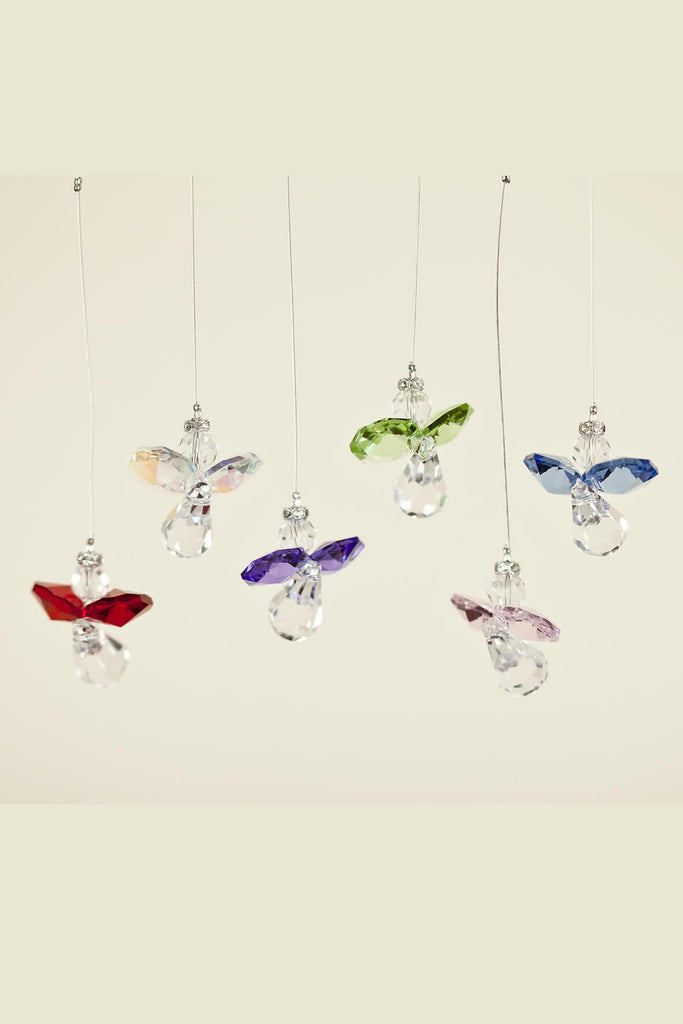SMALL ANGEL :<br> Crystal Sun Catcher