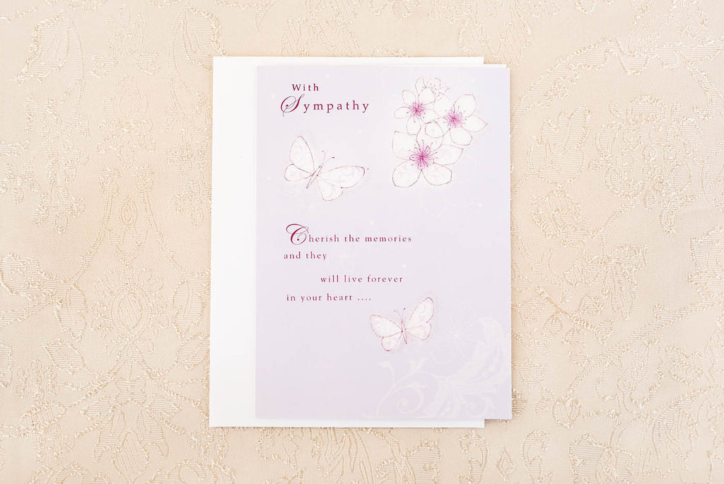 Cherish the Memories… Greeting Card