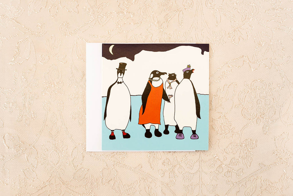 PENGUIN GET TOGETHER