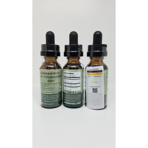 Multi Spectrum  CBD Oil Solutions