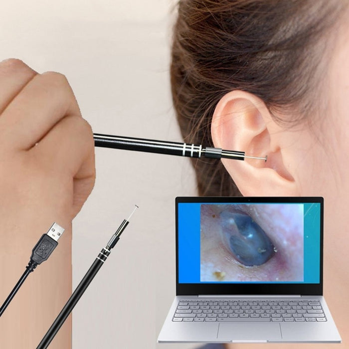 New Multifunctional USB Ear Cleaning Tool