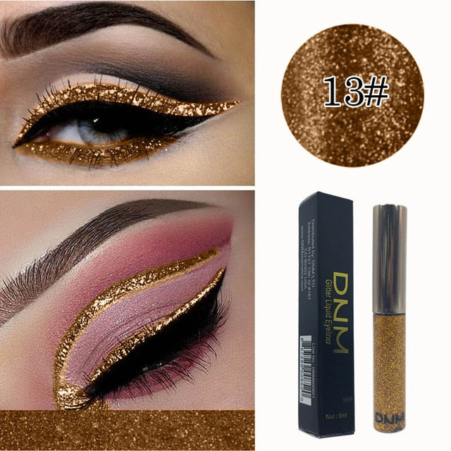 1pc Shiny pearlescent Waterproof Eyeshadow Glitter