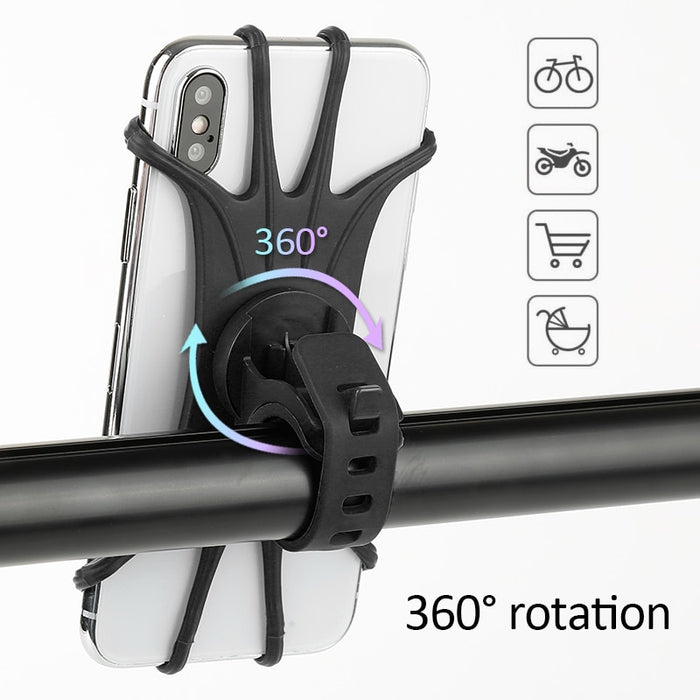 Bicycle Phone Holder For IPhone Samsung Xiaomi