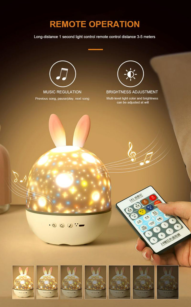Projection Lamp Led Charging