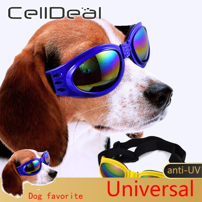 Four Color Wild Foldable Adjustable Funny Pet Windproof