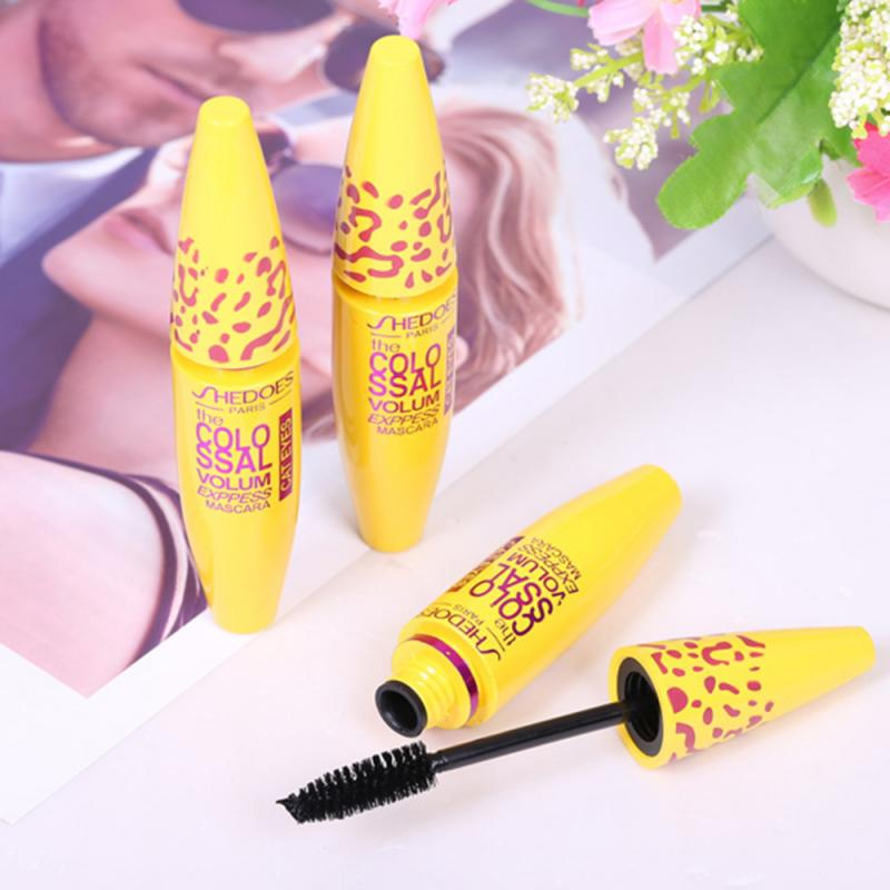 New Mascara 4D Silk Fiber Eyelash