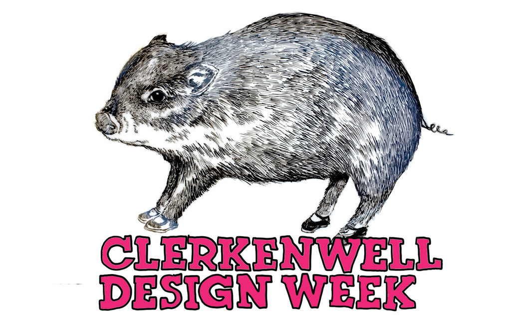 Nearly there…Clerkenwell Design Week, 24-26 May 2016