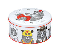 Bear Cake Tins - Set of Three