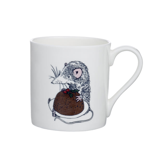 X - Alphabet of Snacking Animals Mug