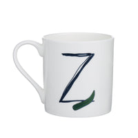 Z - Alphabet of Snacking Animals Mug