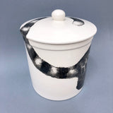 Hand painted original - Genet Cookie Jar