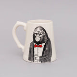Mr Ape Beer Tankard