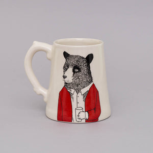 Mr Bear Beer Tankard