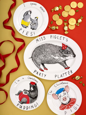 Miss Piglet's Party Platter