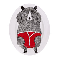 Mr Bear Serving Platter